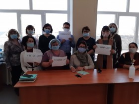 23 ноября 2020 года в школе с.Таптыково состоялось предварительное собрание по выбору проекта ППМИ-2021